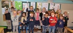 1.500 gourdes distribuées aux écoliers frasnois