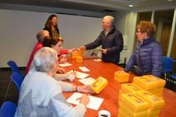 2.500 boites jaunes distribuées sur Frasnes-lez-Anvaing !