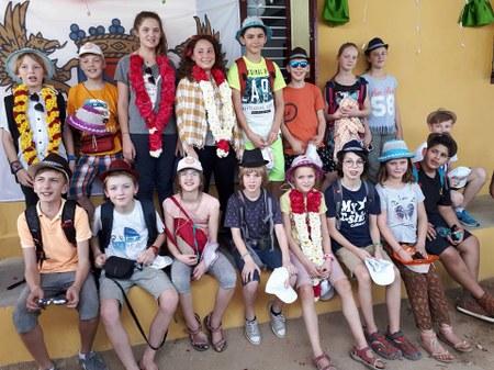 Des nouvelles de nos jeunes Frasnois en Inde - 2
