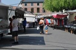 Frasnes-lez-Anvaing : Le marché hebdomadaire veut s'étoffer