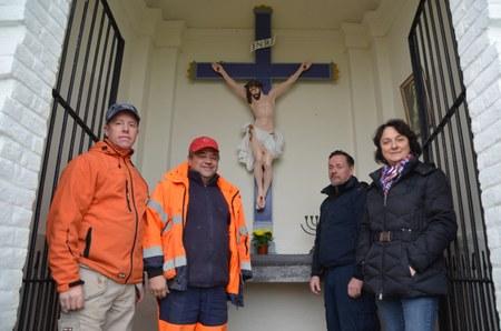 La chapelle de Boutigies a été restaurée