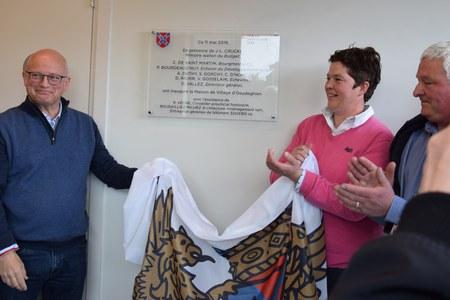 La Maison de Village d'Oeudeghien inaugurée