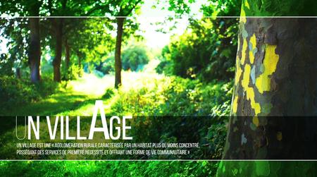 Le Village de Dergneau mis à l'honneur sur notélé