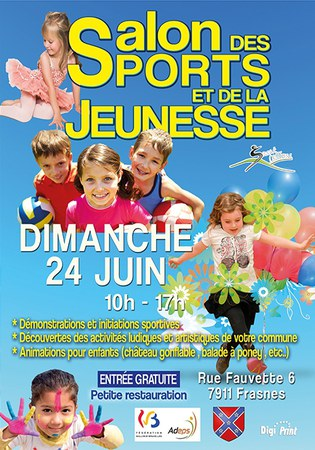 Salon des Sports et de la Jeunesse