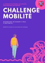 Semaine de la mobilité : Frasnes se veut active !