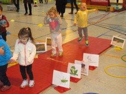 Une initiation au sport pour 400 enfants !