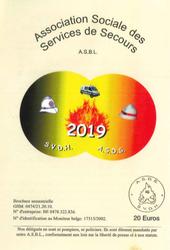 Brochure de pompiers : Gare à l'arnaque