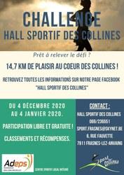 Challenge du Hall Sportif des Collines