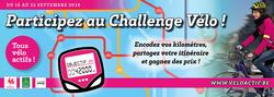 Challenge Vélo 2018 : nous avons besoin de vous !