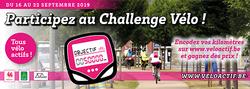 Challenge Vélo de Tous vélo-actifs
