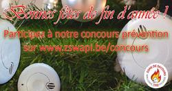 CONCOURS : Remportez des détecteurs de fumée