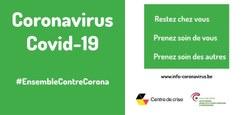 Coronavirus : Message important