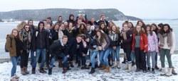 Des nouvelles de nos jeunes Frasnois au Québec - 3