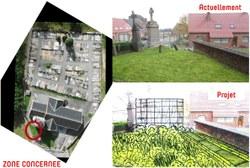 Des travaux d'aménagements dans divers cimetières frasnois