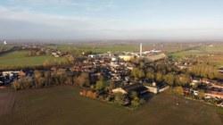 Des vues de Frasnes depuis un drone !