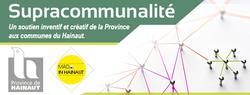 Frasnes-lez-Anvaing retenu à travers deux projets supracommunaux