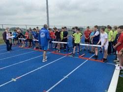 Journée découverte de l'athlétisme pour les 6e primaire