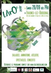 LArO'zoir revient à Frasnes-lez-Buissenal