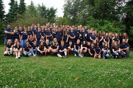 Le CCJ 14-16 ans est parti à la conquête du Québec