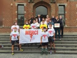 Le Panathlon a fait étape à Frasnes-lez-Anvaing !