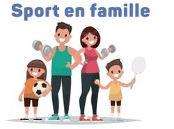 Le sport en famille au Hall Sportif