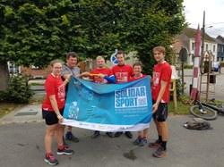 Le tour de Frasnes en 100 km  : Une réussite !