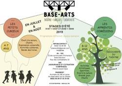 Les stages de Base-Arts