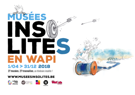 Musées insolites en Wallonie picarde