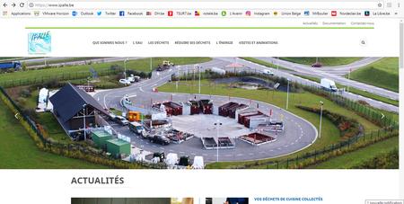 Nouveau site internet pour Ipalle