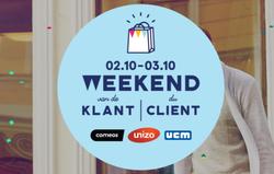 Participez au Week-end du Client les 2 et 3 octobre 2021 !