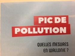 Pic de pollution : quelles mesures ?