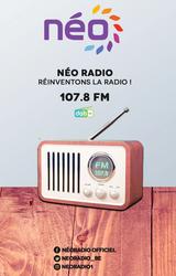 Retrouvez Neo Radio sur 107.8 FM