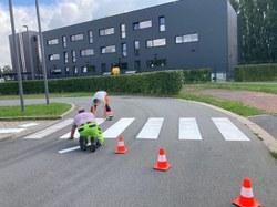 Sécurité routière : De nouveaux marquages et panneaux !