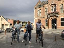 Semaine de la mobilité : Des vélos pour les employés