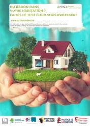 Tester la présence de radon dans votre maison