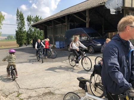 Une cinquantaine de participants à la Ronde des trois communes
