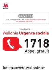 Urgence sociales : Un site et un numéro gratuit