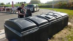 Vos déchets de cuisine acceptés dans les recyparcs