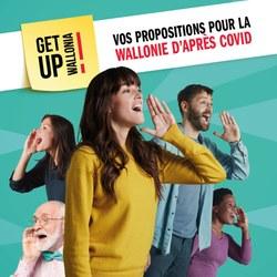 Vos propositions pour la Wallonie d'après Covid-19