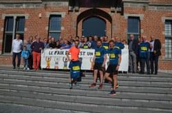 Weekend du fair-play : le tour de Frasnes en 100 km