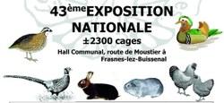 43e exposition nationale du Petit Elevage