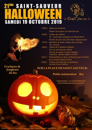 Balade Halloween