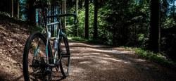 Balade nature à vélo autour du bois d'Hubermont