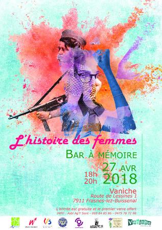 Bar à mémoire : L'histoire des femmes