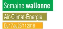 Conférence dans le cadre de la semaine de l'air, du climat et de l'énergie