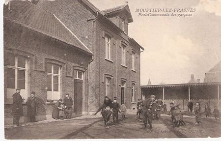 """Exposition """"Nos écoles d'autrefois"""""""