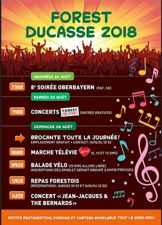 Forest - Ducasse 2018