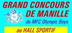 Grand concours de Manille des Olympic Boys