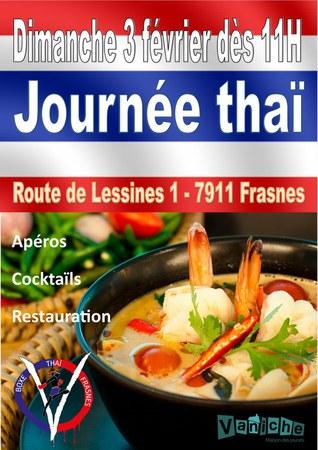Journée Thaï