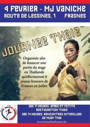 Journée Thaie